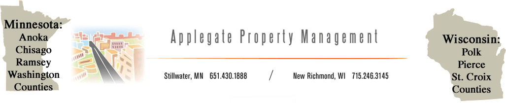 Contact Applegate Property Management